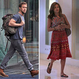 Ryan Gosling and Eva Mendes Get Settled Together in Thailand