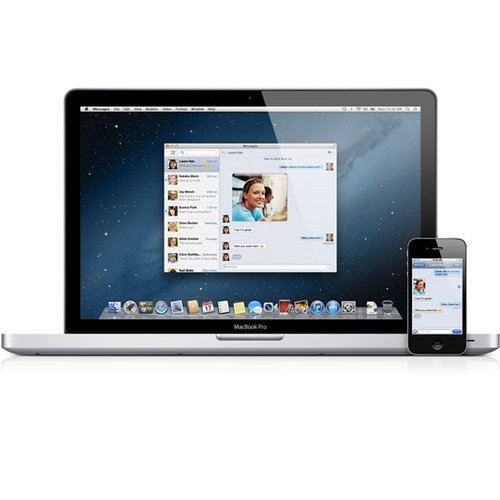 Mac OS X Mountain Lion Details