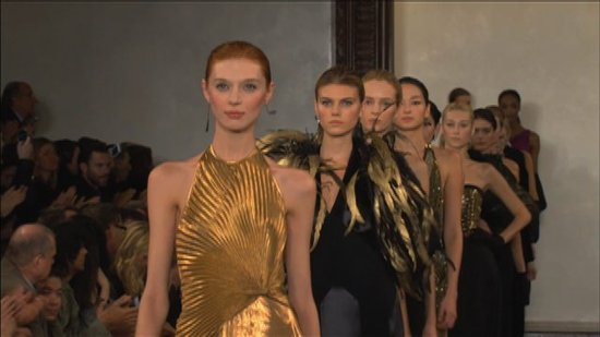 Watch Ralph Lauren's Glamorous Take on British Style