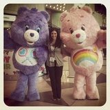 The Care Bears Joined the Party