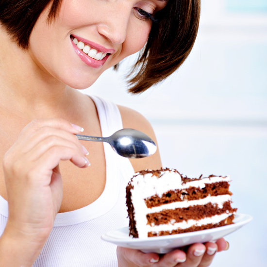 Rewarding Yourself With High-Calorie Treats