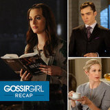 "Top OMG Moments From Gossip Girl ""Cross Rhodes"""