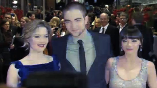 "Video: Robert Pattinson on Edward After Breaking Dawn — ""I'd Be Curious What Stephenie Would Write"""
