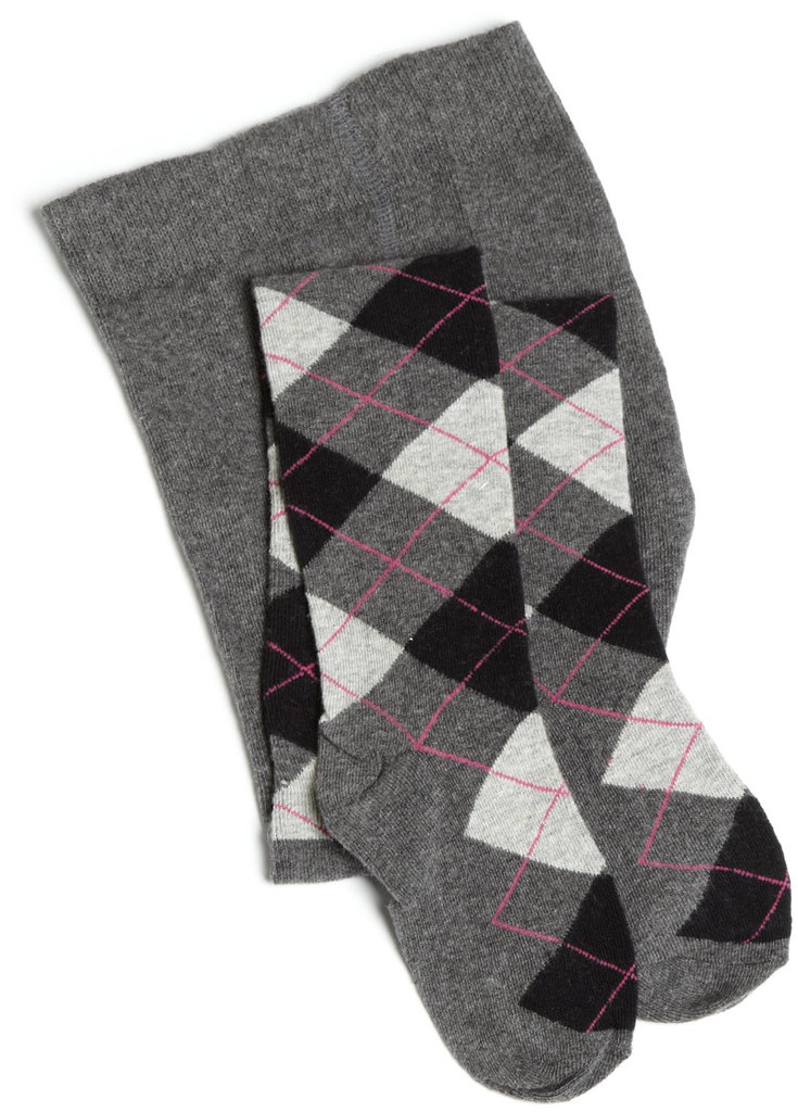 Love U Lots Argyle Tights ($19)