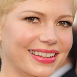 Michelle Williams: Her Oscars Makeup