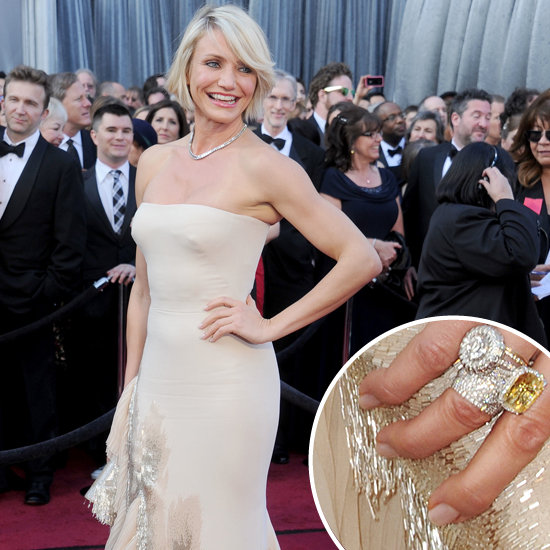 Cameron Diaz: Her Oscars Nails