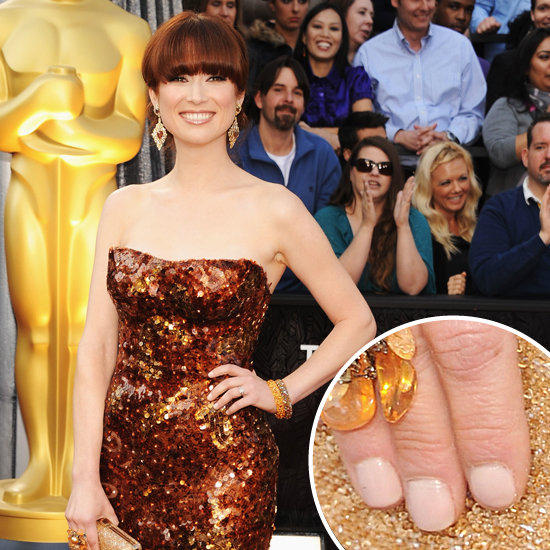 Ellie Kemper: Her Oscars Nails