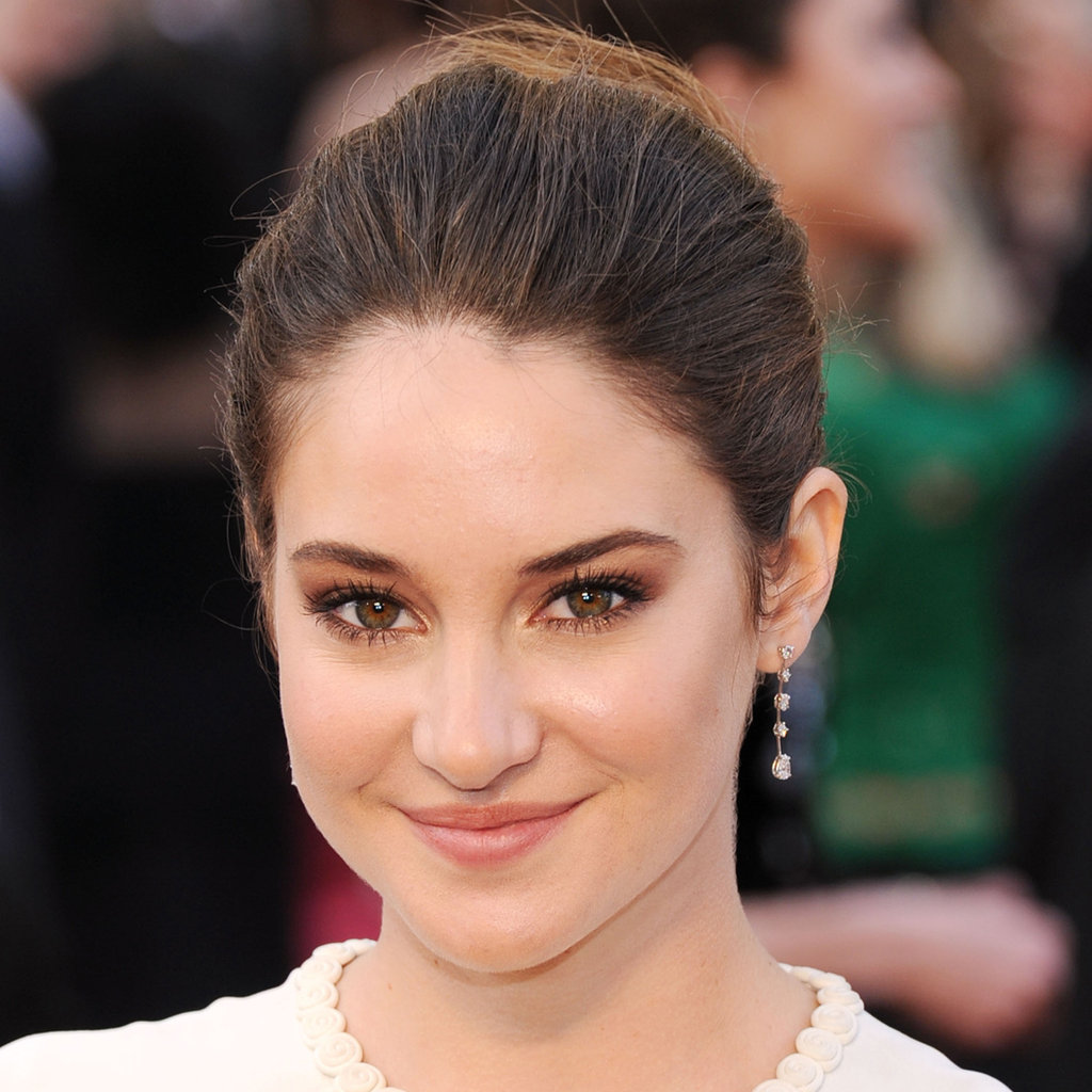 Shailene Woodley at the Oscars