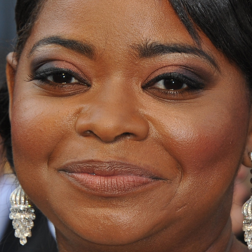 Octavia Spencer: Her Oscars Makeup