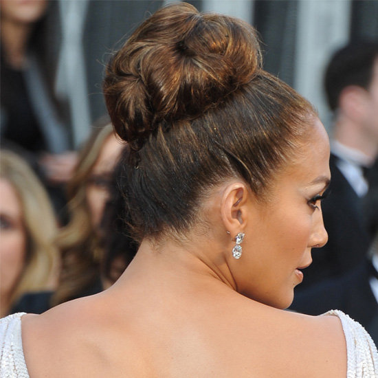 Jennifer Lopez From the Side
