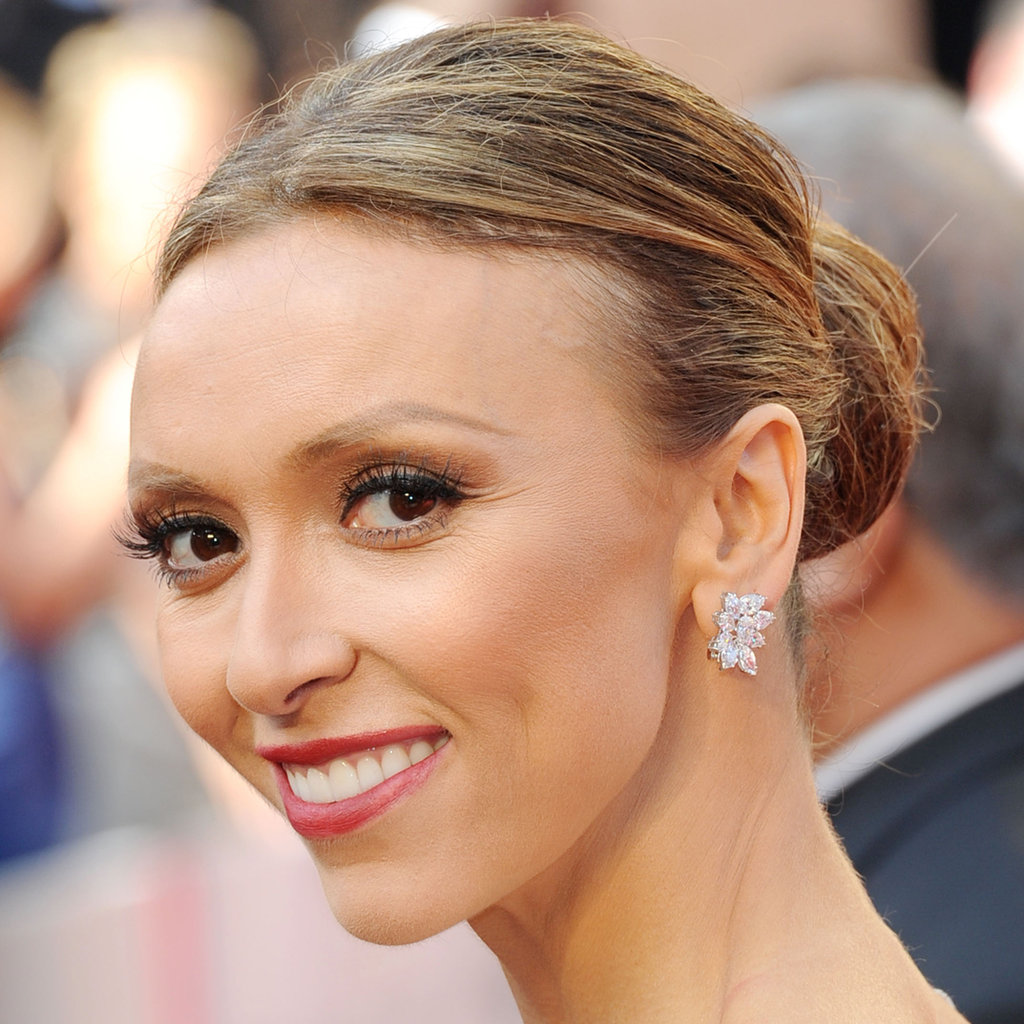 Giuliana Rancic at the Oscars