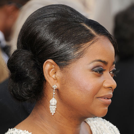 Octavia Spencer: Oscars Hair