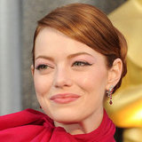 Emma Stone's Oscars Beauty Look For 2012