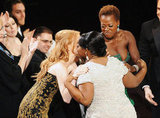 Jessica Chastain, Octavia Spencer, and Viola Davis