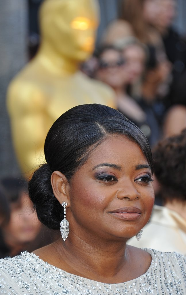 Octavia Spencer at the Academy Awards