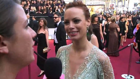 Video: Bérénice Bejo Says She Told Octavia Spencer to Have Her Oscar Speech Ready