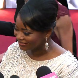 Octavia Spencer Oscar Interview