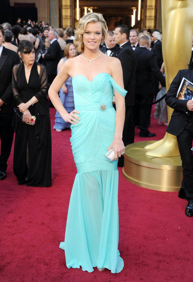 Oscars Trendspotting: Cold Shoulders