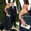 Katie Holmes at Vanity Fair Oscars Party 2012