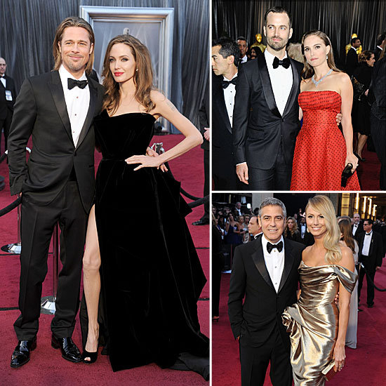 Oscars 2012 Best-Dressed Couples