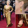 Meryl Streep at Oscars 2012