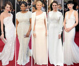 2012 Oscars Trendspotting: The White Idea