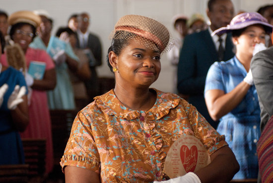Best Supporting Actress: Octavia Spencer, The Help