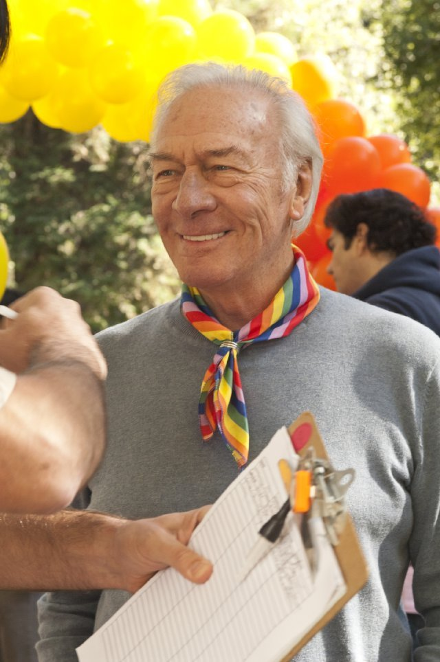 Best Supporting Actor: Christopher Plummer, Beginners