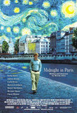 Best Original Screenplay: Midnight in Paris