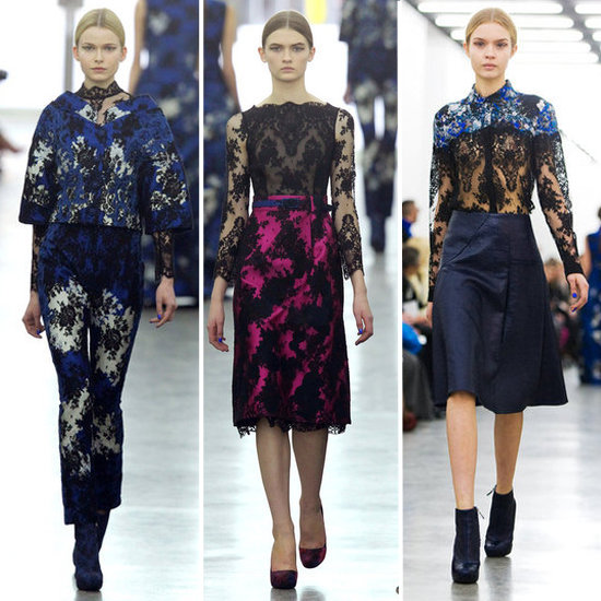 2012 A/W London Fashion Week: Erdem