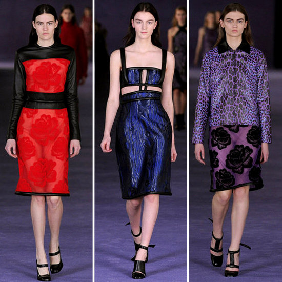 Christopher Kane Runway Fall 2012