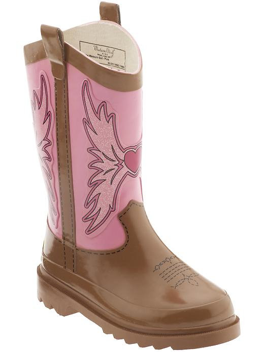 Western Chief Western Cowgirl Rainboot ($30)