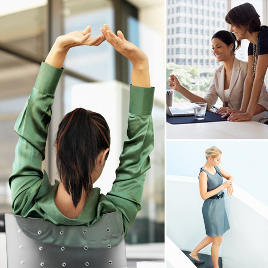 Always on the Go: 5 Simple Ways to Keep Active at Work