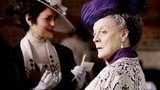 "Cora Crawley: ""I hate to go behind Robert's back.""  Lady Violet: ""That is a scruple no successful wife can afford."" Photo courtesy PBS"