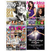 Australian Weekly Magazine Round Up for February 20th 2012 With Who, Woman&#039;s Day, New Idea and Famous