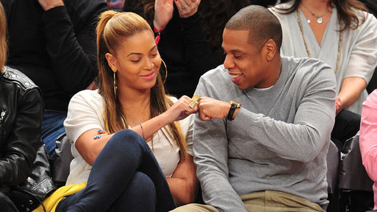 Video: See Beyoncé Dancing Courtside During Her Date Night With Jay-Z