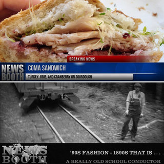 News Booth iPhone App