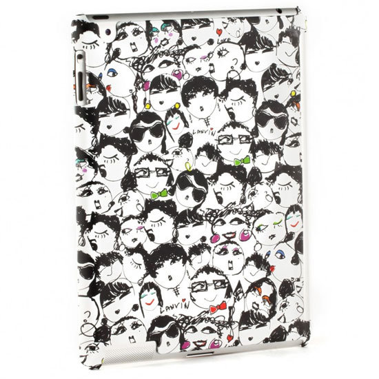 Lanvin Faces iPad 2 Case ($130)