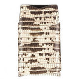 iPhone Case in Lizard-Print Leather ($175)