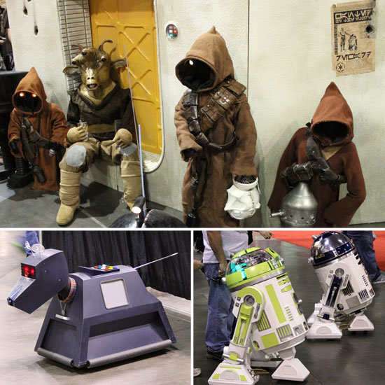 Stormtroopers, Droids, and Daleks: MegaCon in Pictures