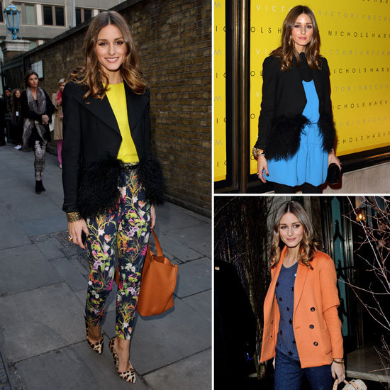 Shop Olivia Palermo's Perfect Fashion Week Wardrobe