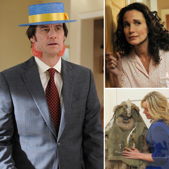 Get Sneak Peek at Jim Carrey on 30 Rock