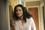 Andie MacDowell as Claire Williams on 30 Rock.