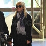 Reese Witherspoon at LAX.