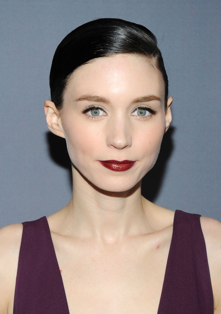 Rooney Mara posed for a photo.