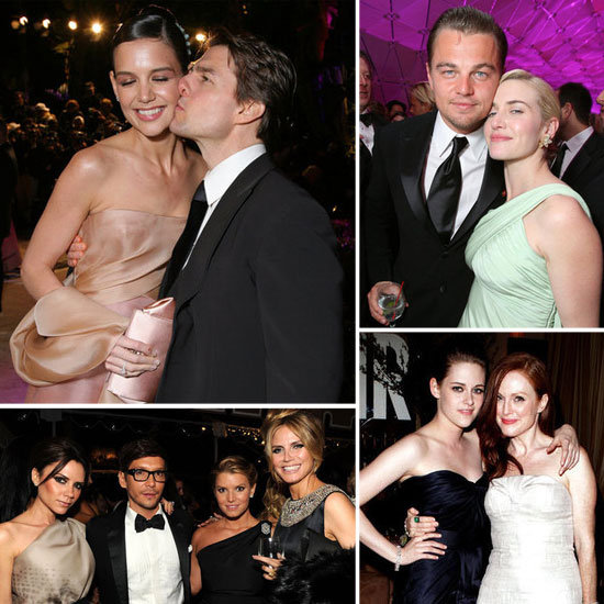 The Best Moments From Vanity Fair's Annual Oscar Bash!