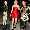 Alexandra Burke, Pixie Lott, Jessie J Brit Afterparty Style