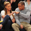 Beyonce and Jay-Z Date Night Pictures Watching Jeremy Lin Play Basketball