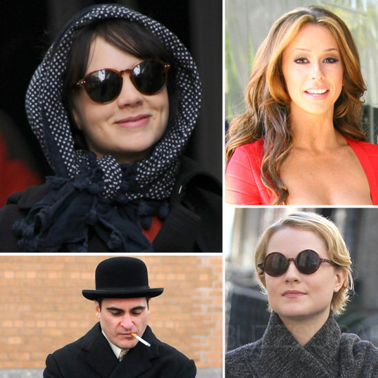 Carey Mulligan, Joaquin Phoenix, and More Stars on Set!