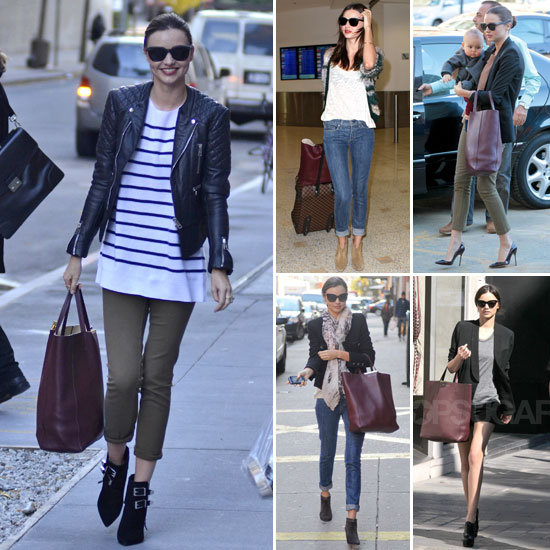 In Love With . . . Miranda Kerr's Céline Tote